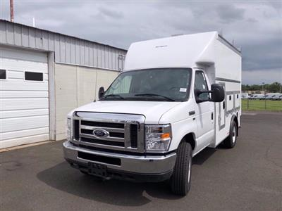 2021 E-350 4x2, Rockport Workport Service Utility Van #FLU00505 - photo 4