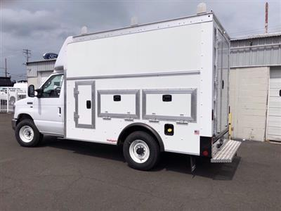 2021 Ford E-350 RWD, Rockport Workport Service Utility Van #FLU00505 - photo 2