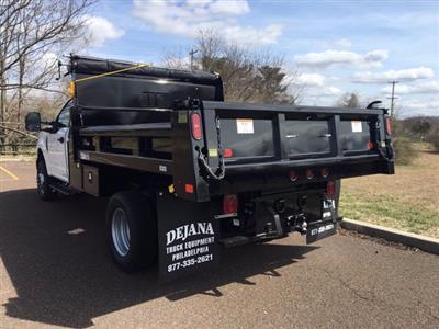 2020 F-350 Regular Cab DRW 4x4, Dejana Dump Body #FLU00511 - photo 3
