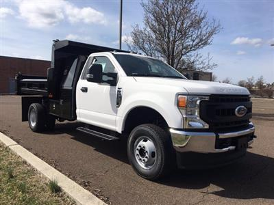 2020 Ford F-350 Regular Cab DRW 4x4, Dejana Dump Body #FLU00511 - photo 6