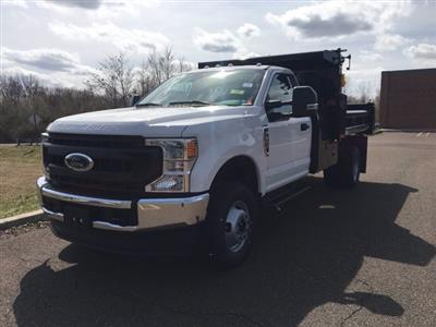 2020 Ford F-350 Regular Cab DRW 4x4, Dejana Dump Body #FLU00511 - photo 8