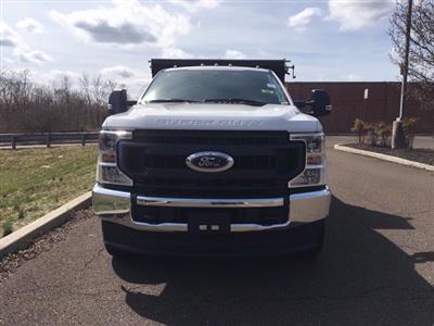 2020 Ford F-350 Regular Cab DRW 4x4, Rugby Eliminator LP Steel Dump Body #FLU00511 - photo 7