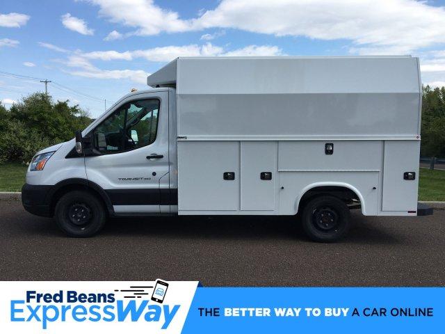 2020 Ford Transit 350 RWD, Knapheide Service Utility Van #FLU00533 - photo 1
