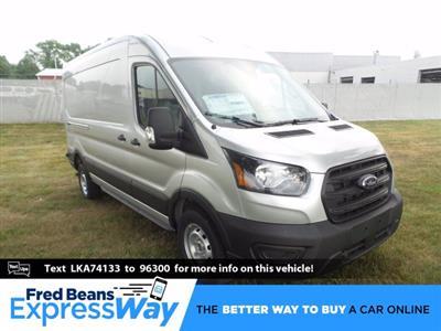2020 Ford Transit 250 Med Roof RWD, Empty Cargo Van #FLU00544 - photo 1