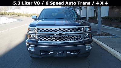 2015 Chevrolet Silverado 1500 Double Cab 4x4, Pickup #FLU005482 - photo 3