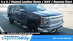 2015 Chevrolet Silverado 1500 Double Cab 4x4, Pickup #FLU005482 - photo 1