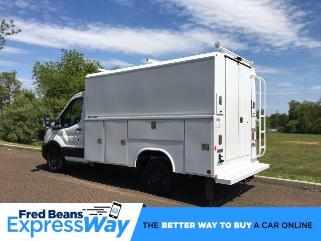 2020 Transit 350 RWD, Reading Service Utility Van #FLU00557 - photo 1