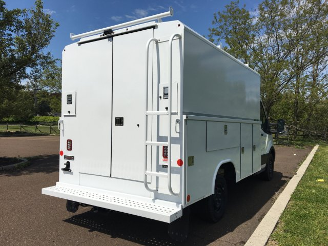 2020 Transit 350 RWD, Reading Aluminum CSV Service Utility Van #FLU00557 - photo 4