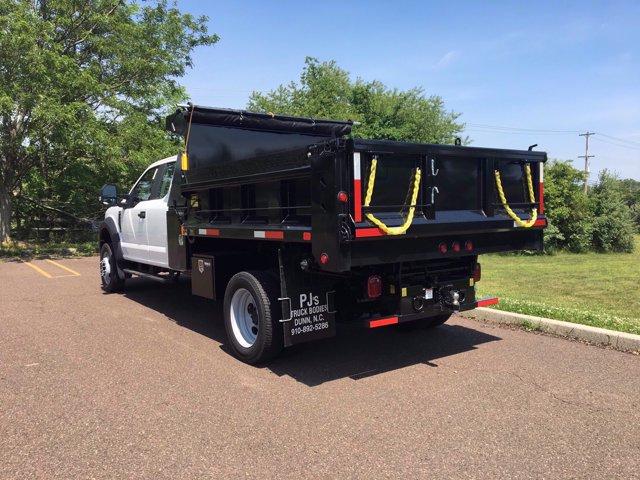 2020 Ford F-550 Super Cab DRW 4x4, Godwin 184U Dump Body #FLU00562 - photo 3