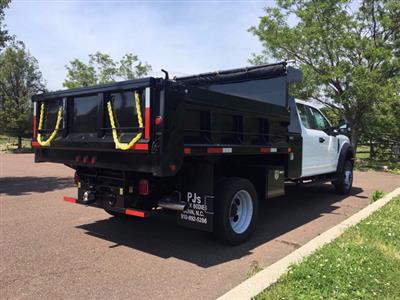 2020 Ford F-550 Super Cab DRW 4x4, Godwin 184U Dump Body #FLU00562 - photo 5