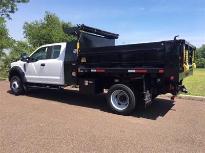 2020 Ford F-550 Super Cab DRW 4x4, Godwin 184U Dump Body #FLU00562 - photo 2