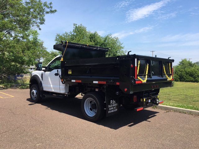 2020 Ford F-450 Regular Cab DRW 4x4, Godwin 184U Dump Body #FLU00563 - photo 2