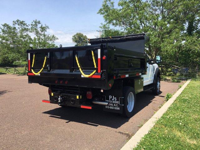 2020 Ford F-450 Regular Cab DRW 4x4, Godwin 184U Dump Body #FLU00563 - photo 4