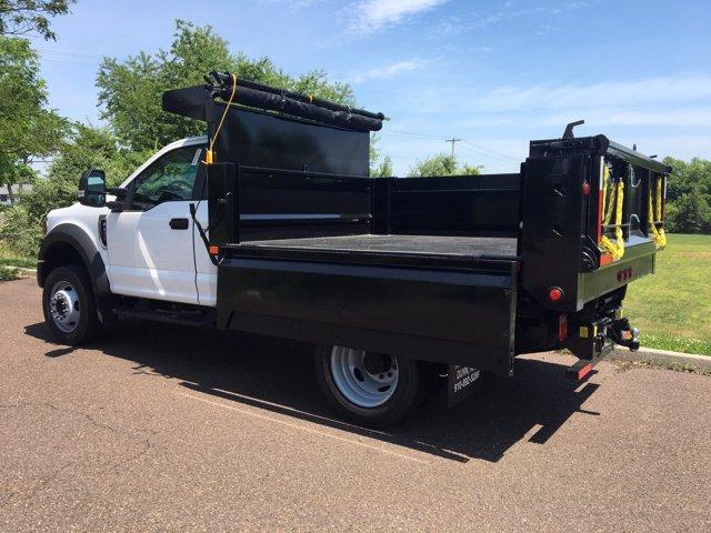 2020 Ford F-450 Regular Cab DRW 4x4, Godwin 184U Dump Body #FLU00563 - photo 8