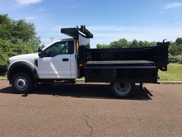 2020 Ford F-450 Regular Cab DRW 4x4, Godwin 184U Dump Body #FLU00563 - photo 9