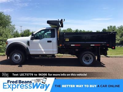 2020 Ford F-450 Regular Cab DRW 4x4, Godwin 184U Dump Body #FLU00563 - photo 1