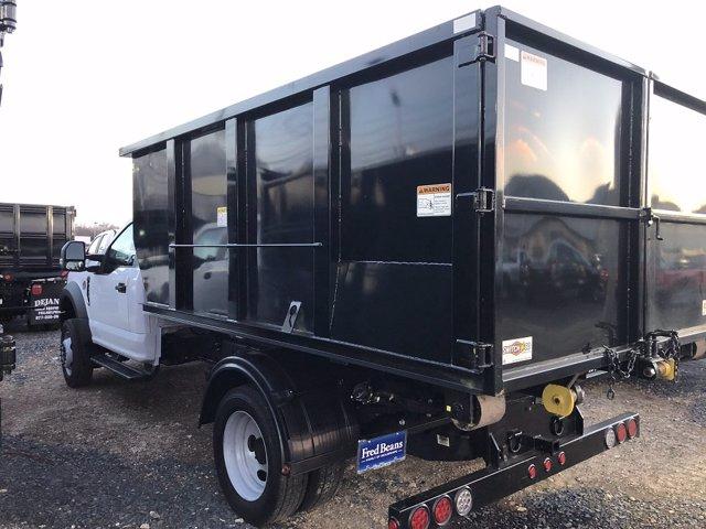 2020 Ford F-550 Regular Cab DRW 4x4, Switch N Go Drop Box Hooklift Body #FLU00570 - photo 5