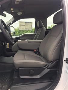 2020 Ford F-550 Regular Cab DRW 4x4, Switch N Go Drop Box Hooklift Body #FLU00570 - photo 8