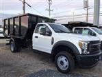 2020 Ford F-550 Regular Cab DRW 4x4, Switch N Go Drop Box Hooklift Body #FLU00570 - photo 1