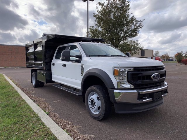 2020 Ford F-550 Crew Cab DRW 4x4, Rugby Landscape Dump #FLU00572 - photo 6
