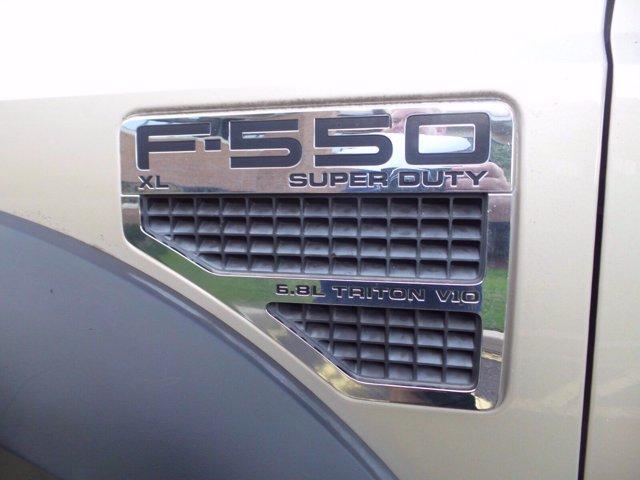 2008 Ford F-550 Crew Cab DRW 4x4, Dump Body #FLU005731 - photo 16