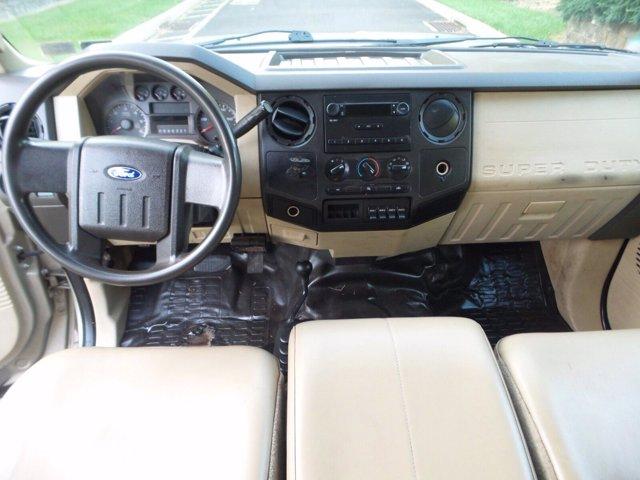 2008 Ford F-550 Crew Cab DRW 4x4, Dump Body #FLU005731 - photo 19