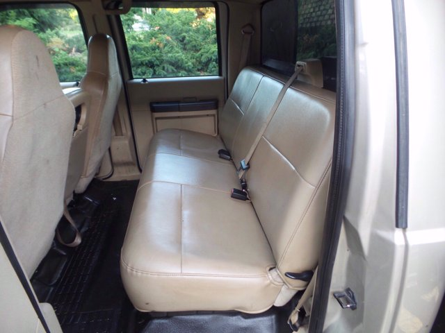 2008 Ford F-550 Crew Cab DRW 4x4, Dump Body #FLU005731 - photo 20