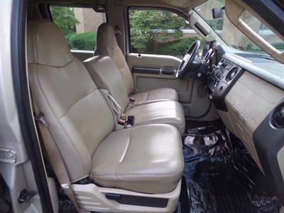 2008 Ford F-550 Crew Cab DRW 4x4, Dump Body #FLU005731 - photo 11