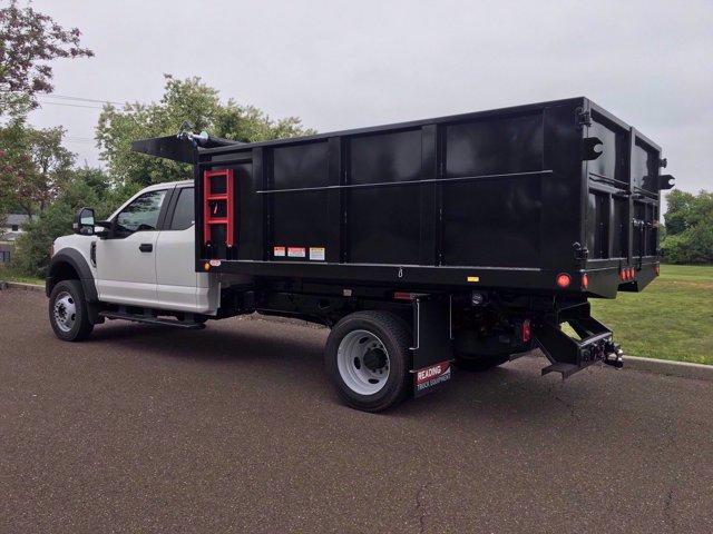 2020 Ford F-450 Super Cab DRW 4x4, Freedom Landscape Dump #FLU00574 - photo 1