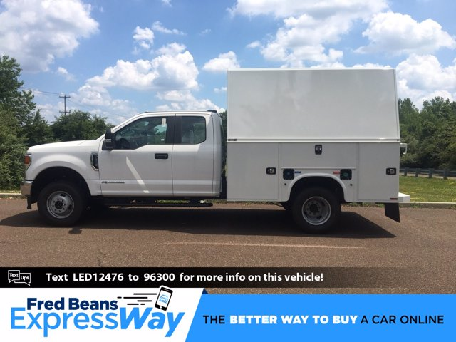 2020 Ford F-350 Super Cab DRW 4x4, Knapheide Service Body #FLU00575 - photo 1