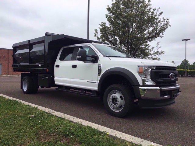 2020 Ford F-450 Crew Cab DRW 4x4, Rugby Landscape Dump #FLU00576 - photo 9
