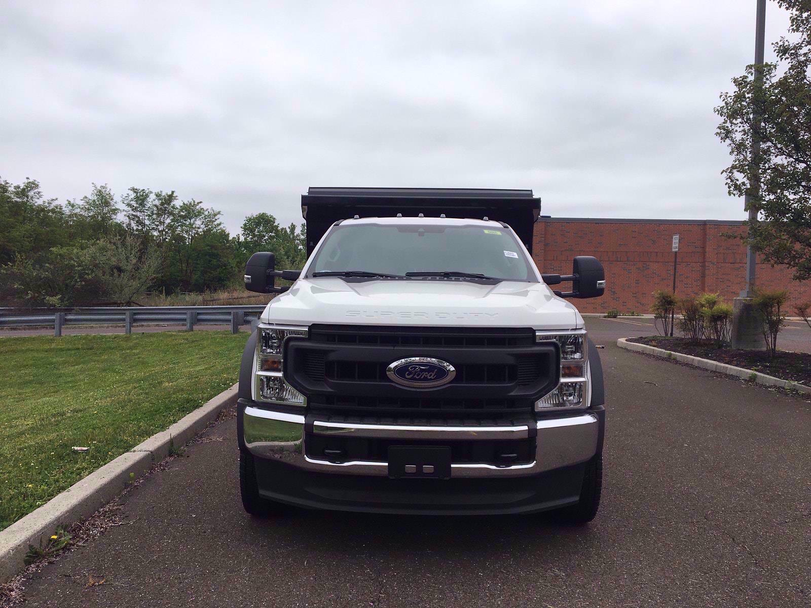 2020 Ford F-450 Crew Cab DRW 4x4, Rugby Landscape Dump #FLU00576 - photo 8