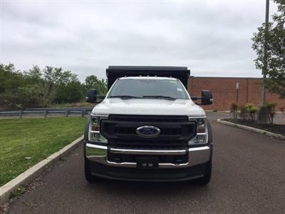 2020 Ford F-450 Crew Cab DRW 4x4, Rugby Landscape Dump #FLU00576 - photo 10