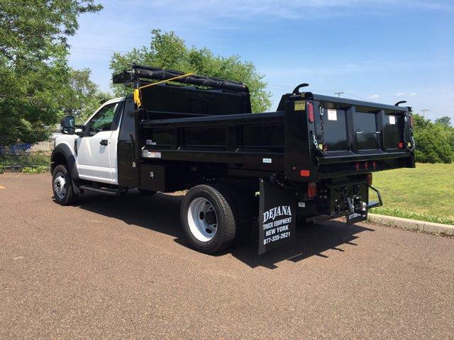 2020 Ford F-550 Regular Cab DRW RWD, Rugby Eliminator LP Steel Dump Body #FLU00580 - photo 2