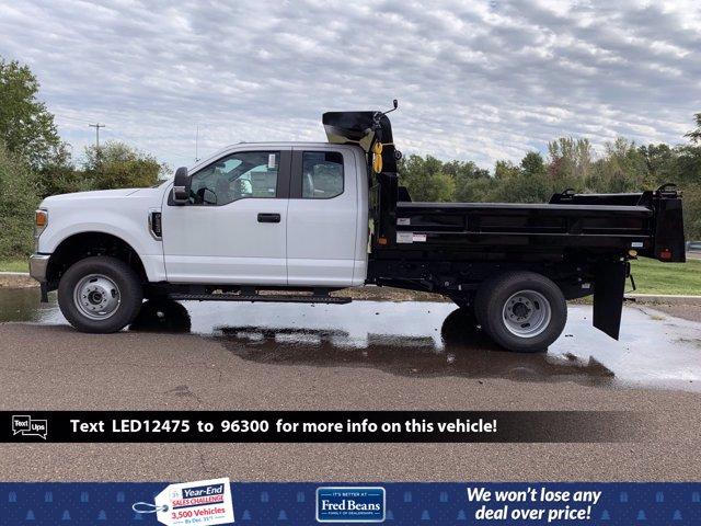 2020 Ford F-350 Super Cab DRW 4x4, Rugby Eliminator LP Steel Dump Body #FLU00581 - photo 1