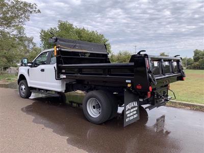 2020 Ford F-350 Super Cab DRW 4x4, Rugby Eliminator LP Steel Dump Body #FLU00581 - photo 4