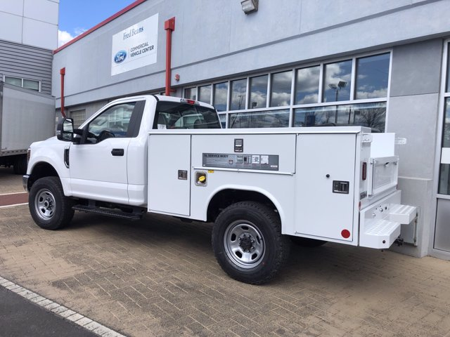 2020 Ford F-350 Regular Cab 4x4, Reading SL Service Body #FLU00582 - photo 2
