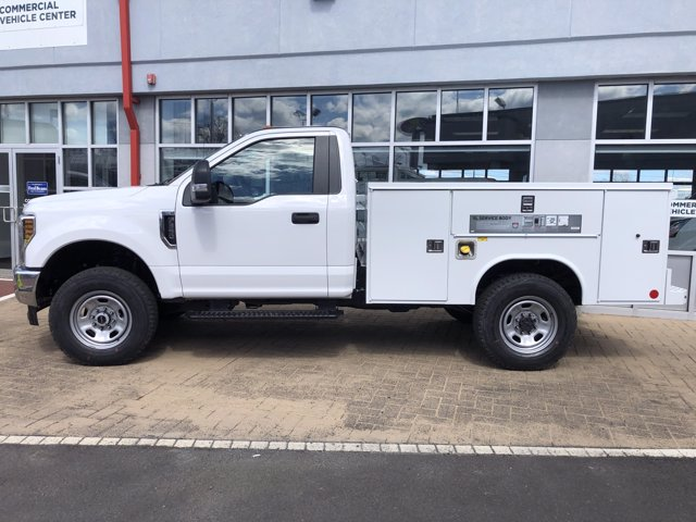2020 Ford F-350 Regular Cab 4x4, Reading SL Service Body #FLU00582 - photo 10
