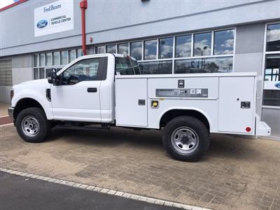 2020 Ford F-350 Regular Cab 4x4, Reading SL Service Body #FLU00582 - photo 8