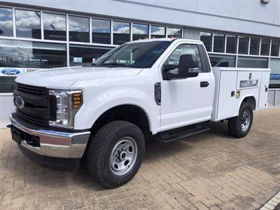 2020 Ford F-350 Regular Cab 4x4, Reading SL Service Body #FLU00582 - photo 3