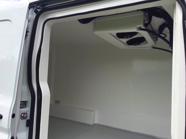 2020 Ford Transit 250 Med Roof RWD, Thermo King Direct-Drive Refrigerated Body #FLU00589 - photo 9