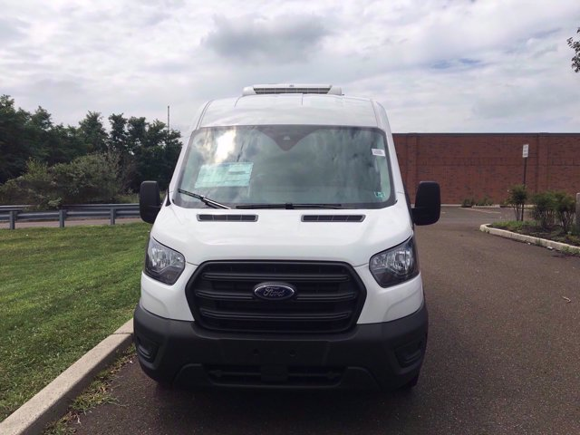 2020 Ford Transit 250 Med Roof RWD, Thermo King Direct-Drive Refrigerated Body #FLU00589 - photo 12