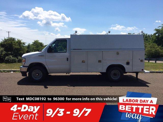 2021 Ford E-350 RWD, Reading Service Utility Van #FLU00599 - photo 1