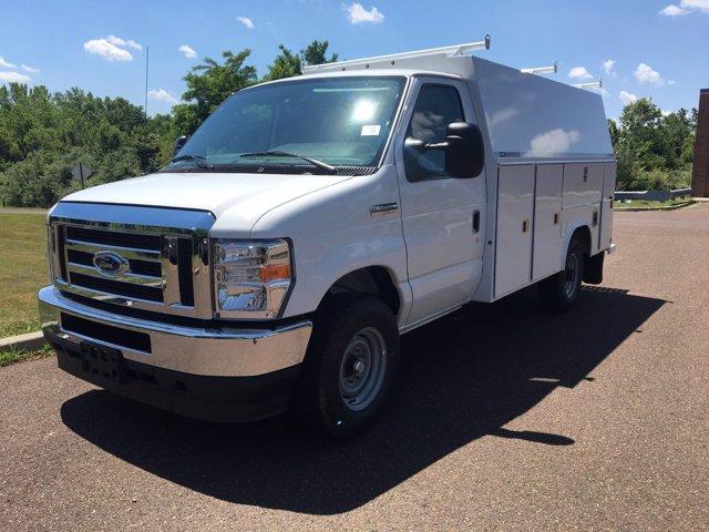 2021 Ford E-350 RWD, Reading RVSL Service Utility Van #FLU00599 - photo 11