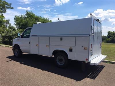 2021 Ford E-350 RWD, Reading RVSL Service Utility Van #FLU00599 - photo 2