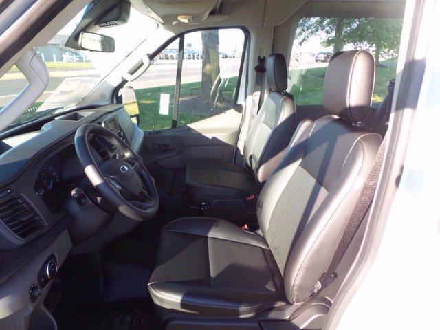 2020 Ford Transit 350 Med Roof RWD, Crew Van #FLU00606 - photo 13