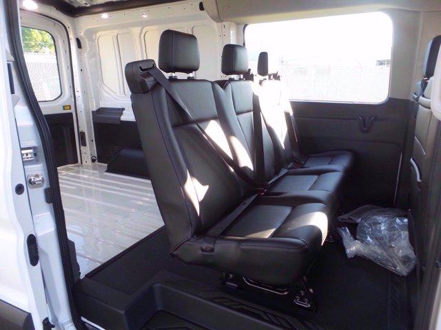 2020 Ford Transit 350 Med Roof RWD, Crew Van #FLU00606 - photo 1