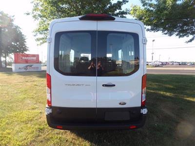 2020 Ford Transit 350 Med Roof RWD, Crew Van #FLU00606 - photo 10