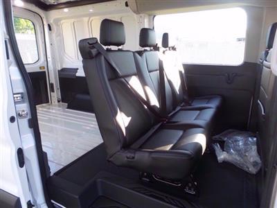 2020 Ford Transit 350 Med Roof RWD, Crew Van #FLU00606 - photo 2