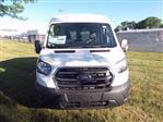 2020 Ford Transit 350 Med Roof RWD, Crew Van #FLU00606 - photo 3